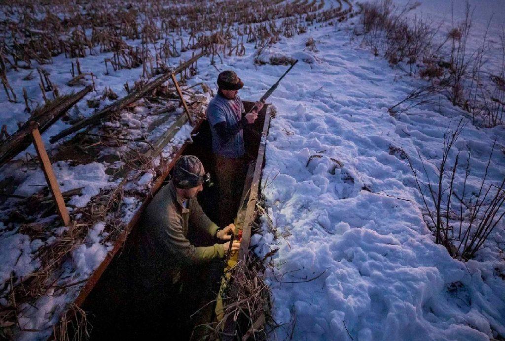 مهارات الصيد البري