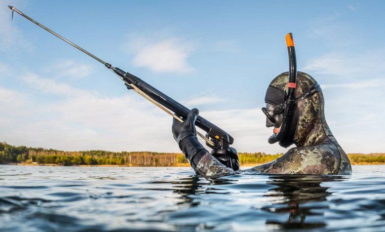 أفضل بندقية صيد سمك أو هربون