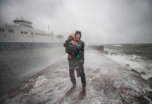Photo of الشرق الأوسط يتحول إلى قطعة من أوروبا بسبب عاصفة قطبية