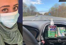 Photo of تفاصيل مثيرة.. صحفية مصرية تروي تفاصيل رحلتها من نيويورك إلى الحجر الصحي